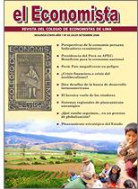 Revista del Colegio de Economistas, edición 2