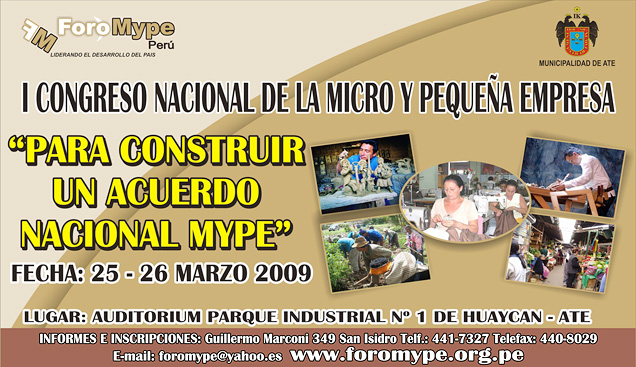 Congreso Mype