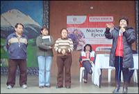 Fanny-Medina,-presenta-a-1ra-directiva-que-construiran-PRONOI