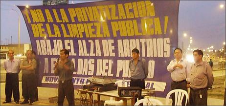 Asamblea Popular en Independencia