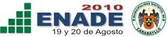 Enade Peru 2010